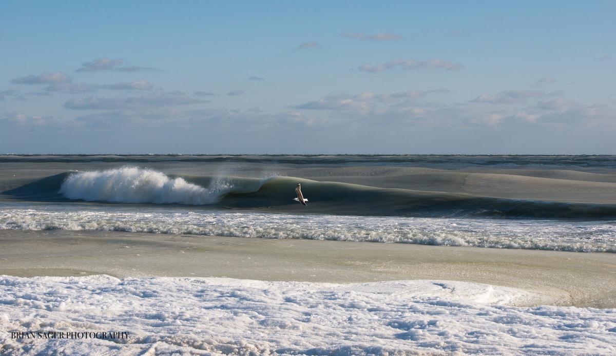 "A [surfer\'s] winter wonderland. Photo: <a href=\""http://www.briansagerphotography.com\"">Brian Sager</a>"