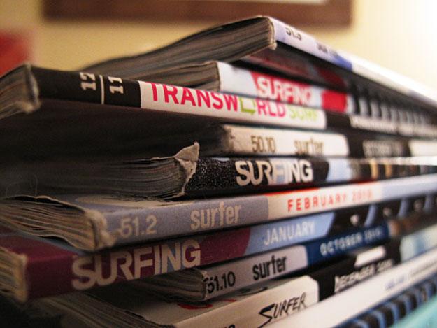 Surf Magazines Surfer Magazine Surfing Magazine Transworld Surf Magazine
