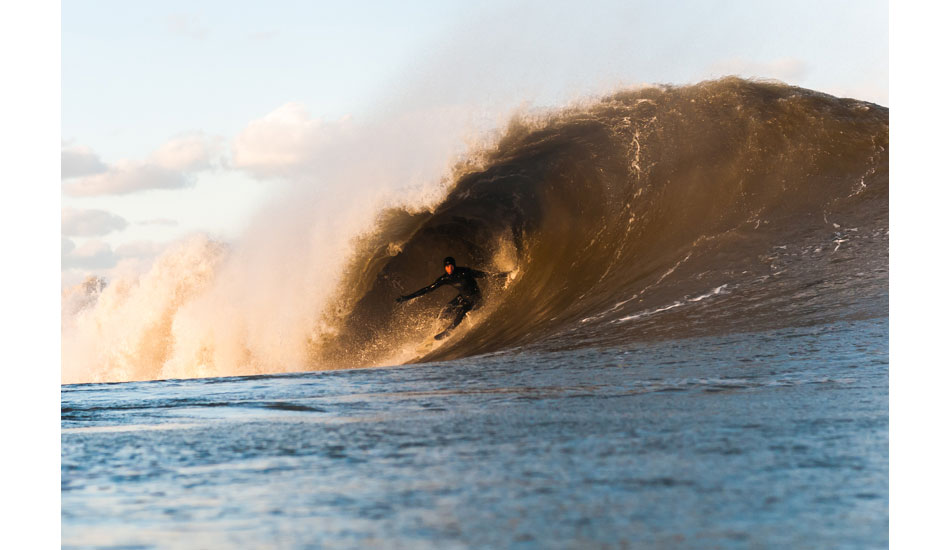 The Outer Banks is for real. Photo: Ben Crum