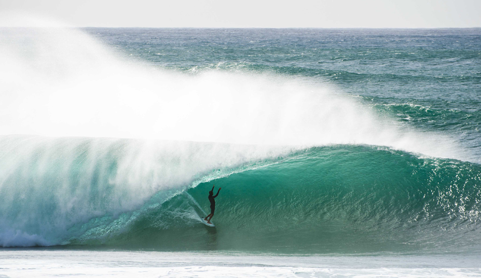 """This is Brazilian hell-man Stephan Prado getting his share on a nice late season afternoon. Photo: <a href=\""""http://www.jackdekortphoto.com/\"""">Jack Dekort</a>"""
