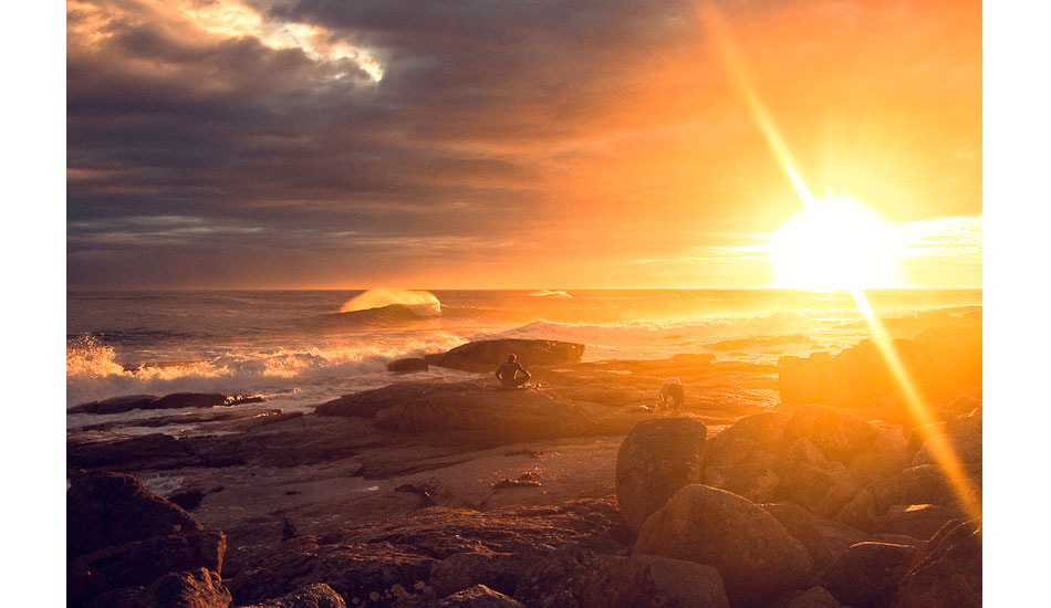 "Just another morning in Tasmania. Photo: <a href=""http://www.teewhyphotos.com\"">Tom Young</a>"