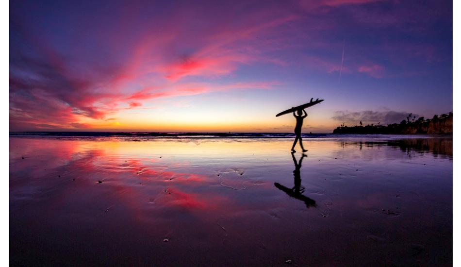 """Beautiful evening in San Diego. Photo: <a href=\""""http://www.mattadenphotography.com\"""">Matt Aden</a>"""