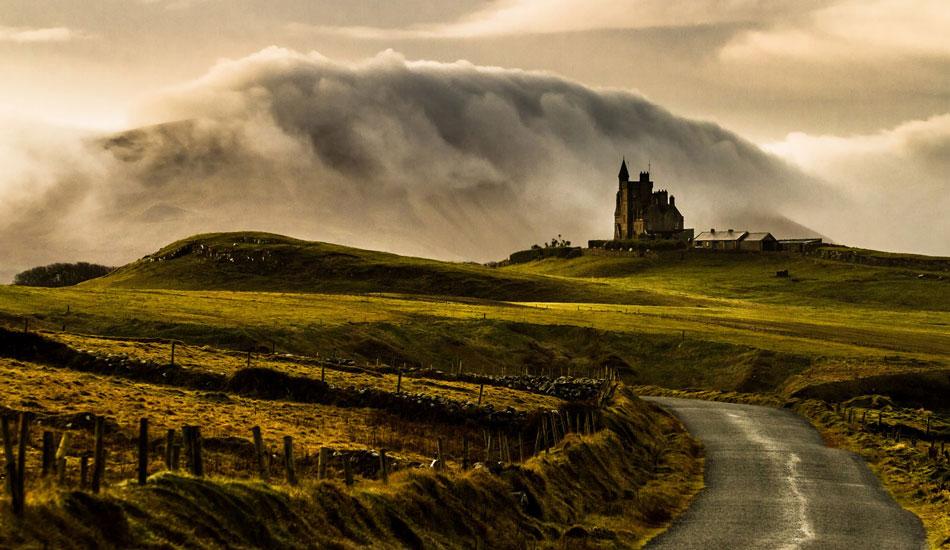 "Classiebawn castle. Photo: <a href=\""http://www.cmcleod.com\"">Christian McLeod</a>"