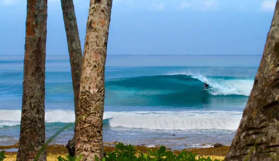 """Ecca Obeirne, lost but home in Sumatra. Photo: <a href=\""""http://www.ryzphoto.com\"""">Ryan Williams</a>"""
