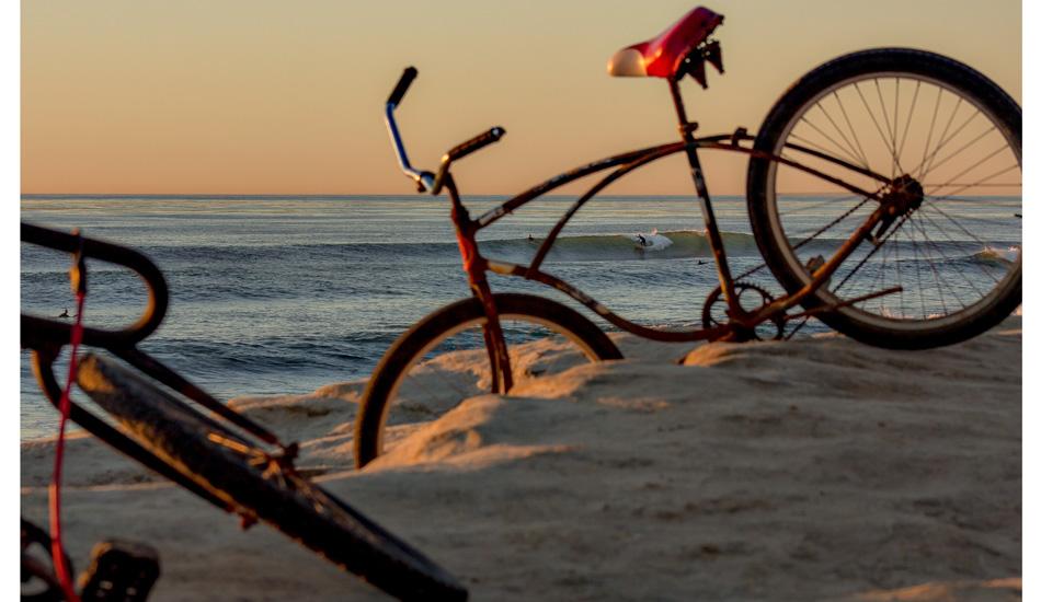 """Sunset session in La Jolla. Photo: <a href=\""""http://www.mattadenphotography.com\"""">Matt Aden</a>"""