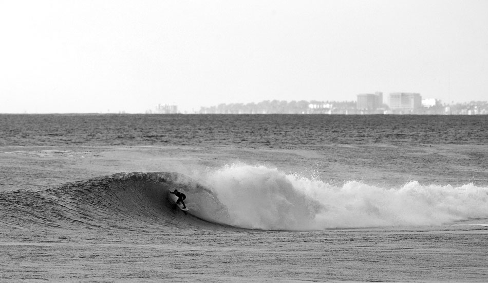 """Unknown surfer, undisclosed location. Photo: <a href=\""""http://www.kevinvphotos.com\"""" target=_blank>KevinVPhotos.com</a>"""