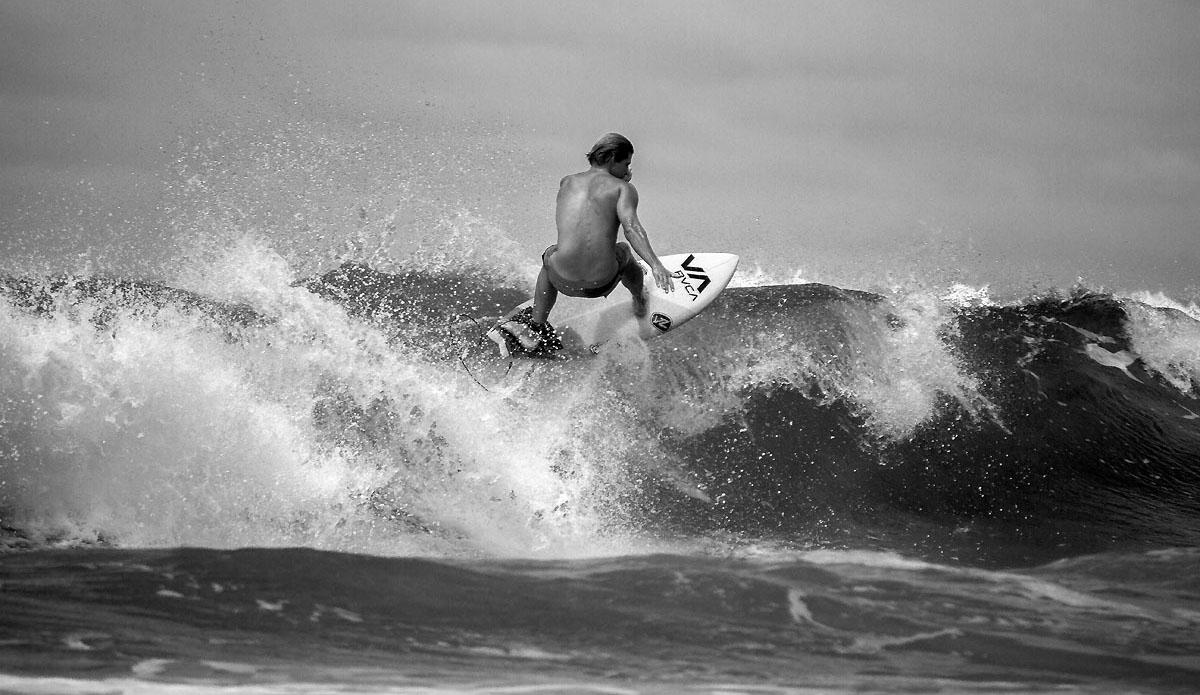 "Simon Fish floating a fun summer beachy, warm water fun. Photo: <a href=\""https://www.facebook.com/pages/Pho-Tye-Studio/398591356893177?fref=nf\""> Tyerell Jordaan</a>"