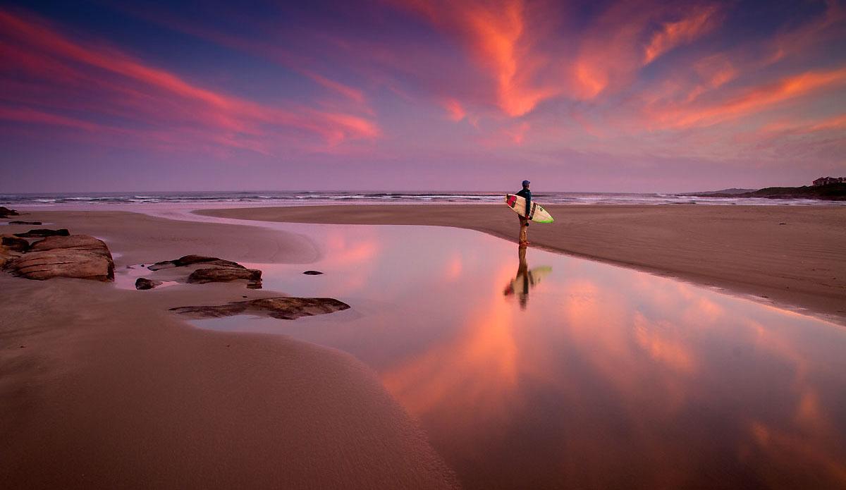 "Evening wave check. Photo: <a href=\""https://www.facebook.com/pages/Pho-Tye-Studio/398591356893177?fref=nf\""> Tyerell Jordaan</a>"