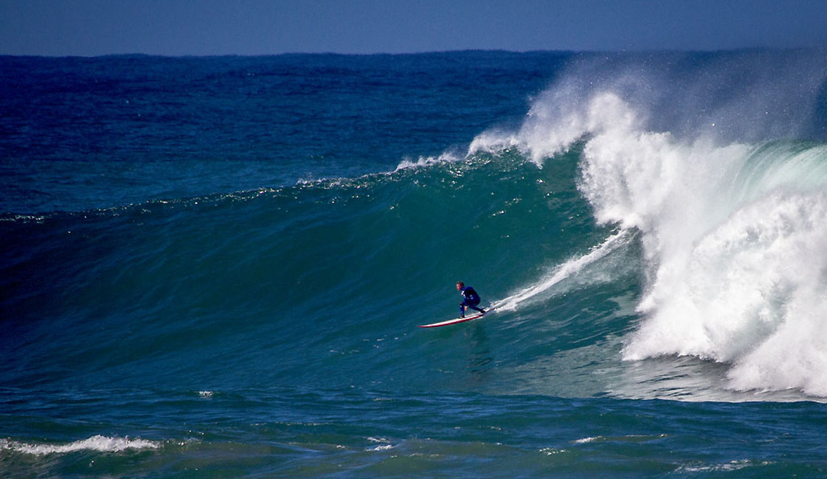 """It gets solid in the winter here. Stuart fowless is one of the only guys mad enough to risk it. Photo: <a href=\""""https://www.facebook.com/pages/Pho-Tye-Studio/398591356893177?fref=nf\""""> Tyerell Jordaan</a>"""