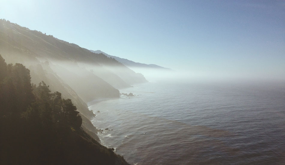 """Erica (my fiancé) and I have been fortunate enough to have jobs that allow us to take off in the middle of the week and explore parts of the US. Camping in Big Sur. Photo: <a href=\""""http://tenpiggiesover.blogspot.com\"""">Alex Swanson</a>"""