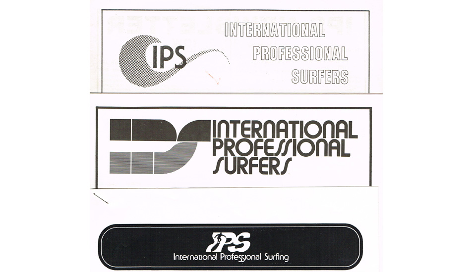 "1976: The IPS (International Professional Surfers) was formed in 1976 as the first ever world governing body of professional surfing. It remained in existence until 1983. Images <a href=""www.aspworldtour.com\"">courtesy of the ASP</a>"
