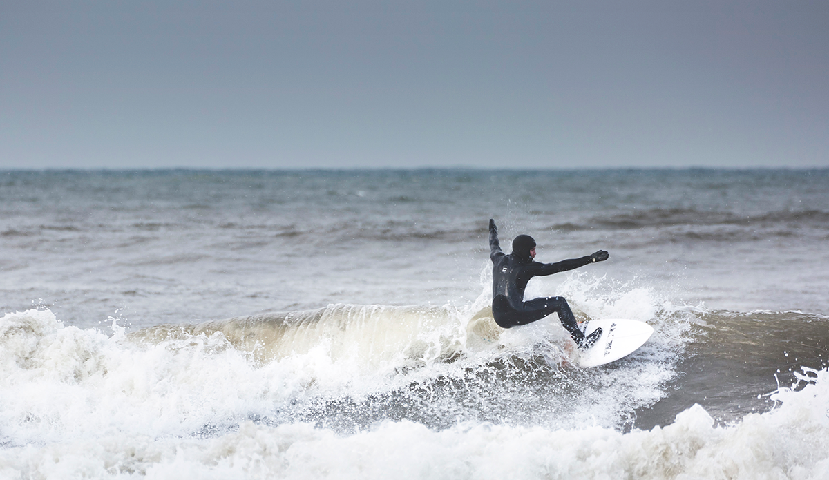 "Hitting the lip. Photo: <a href=""https://www.facebook.com/balticsurfscapes\"" target=\""_blank\"">Facebook</a>"