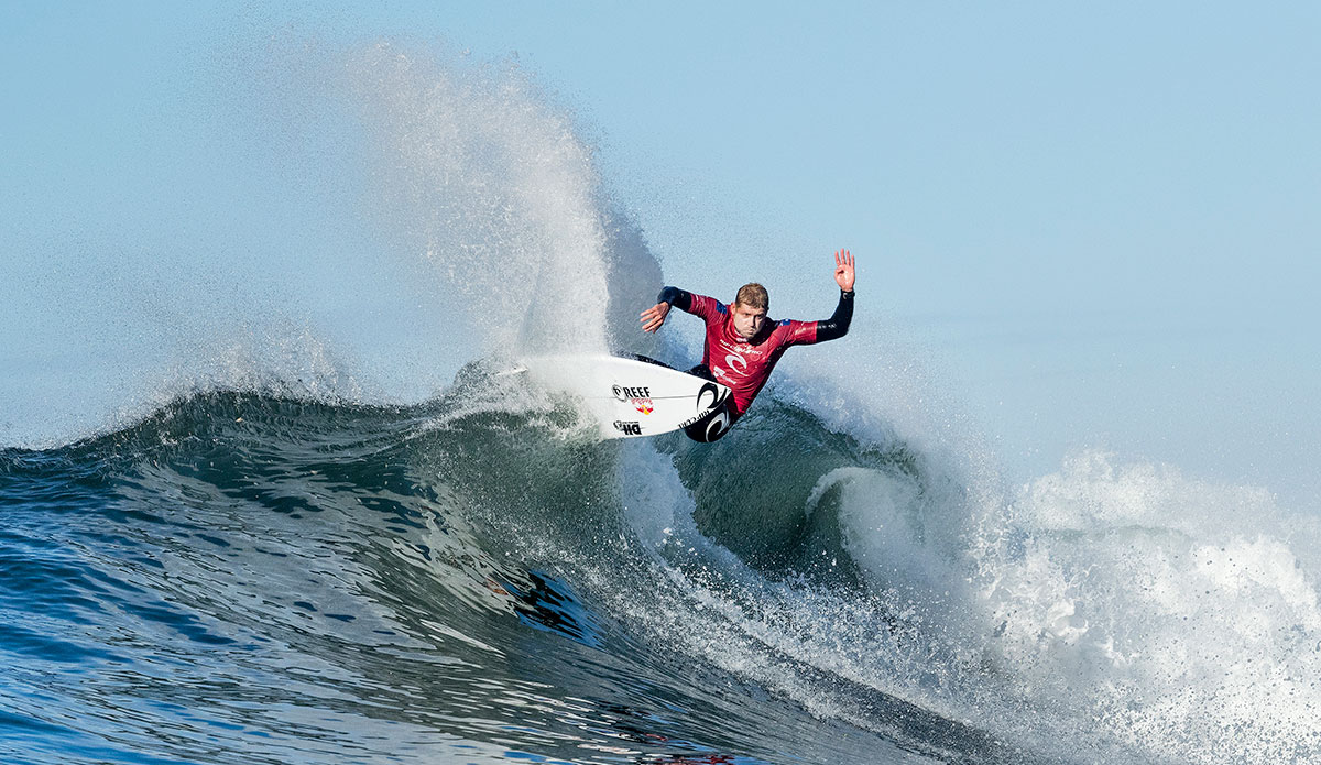 Mick Fanning. Image: WSL
