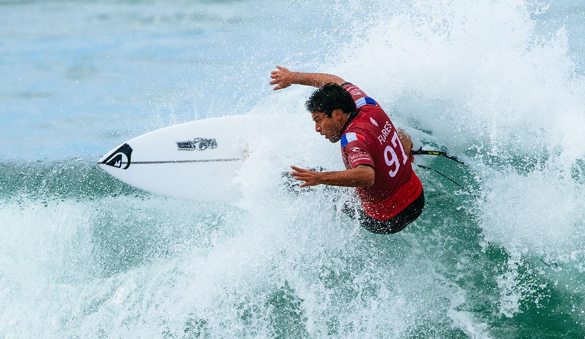 Jeremy Flores. Image: WSL