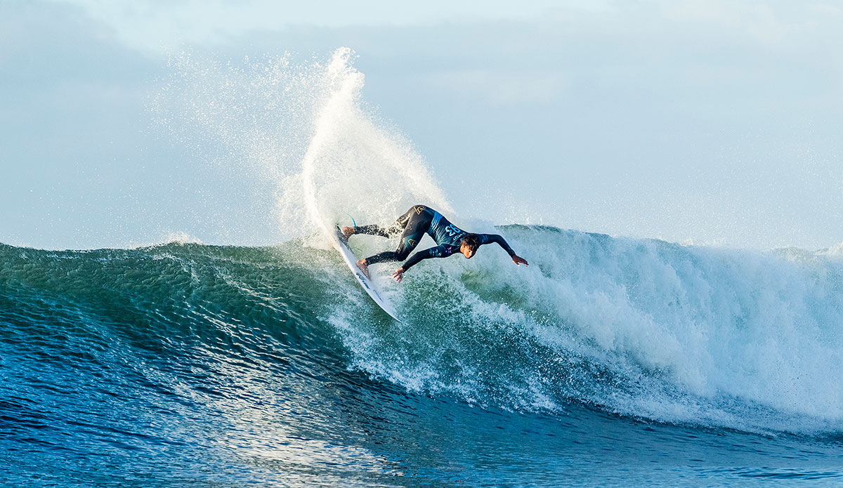 Connor O\'Leary. Image: WSL