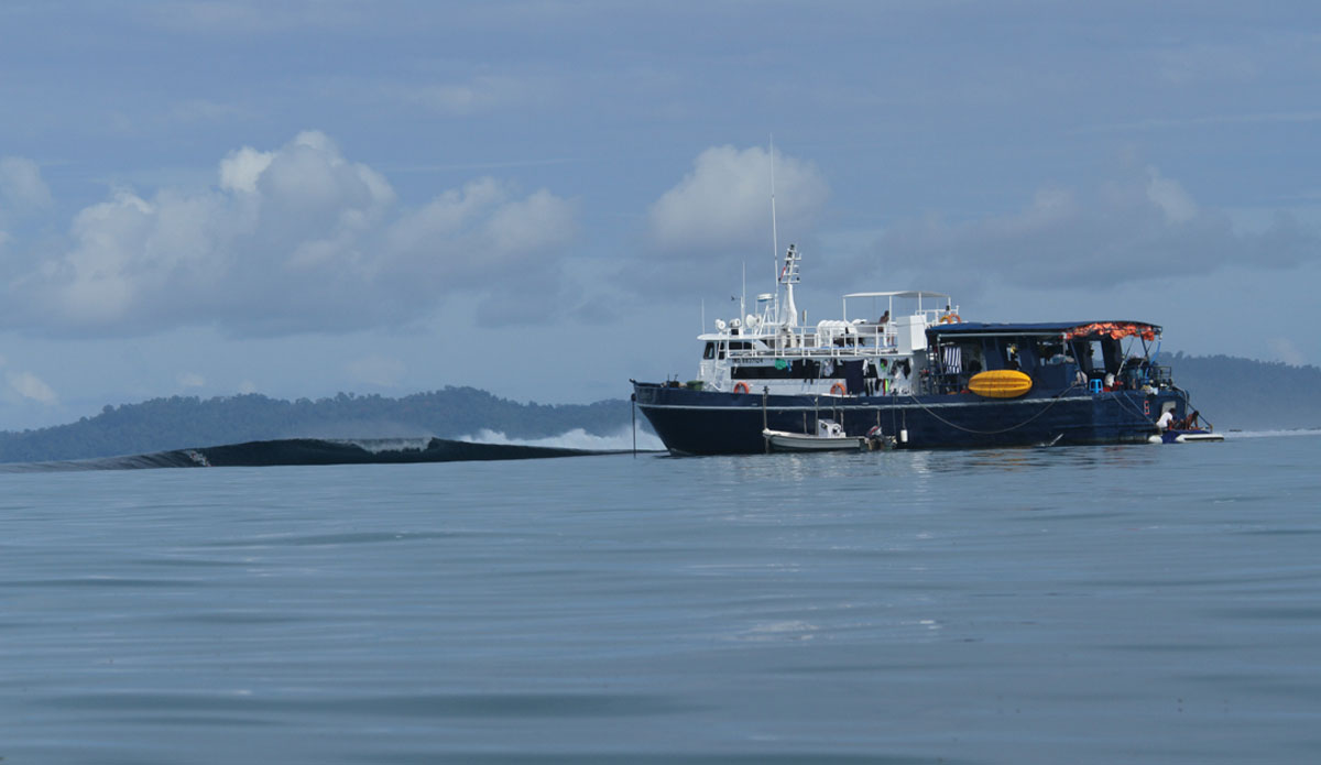 "A pulled back view of the bay. Photo: <a href=\""http://www.benbireau.com\""> Ben Bireau</a>"