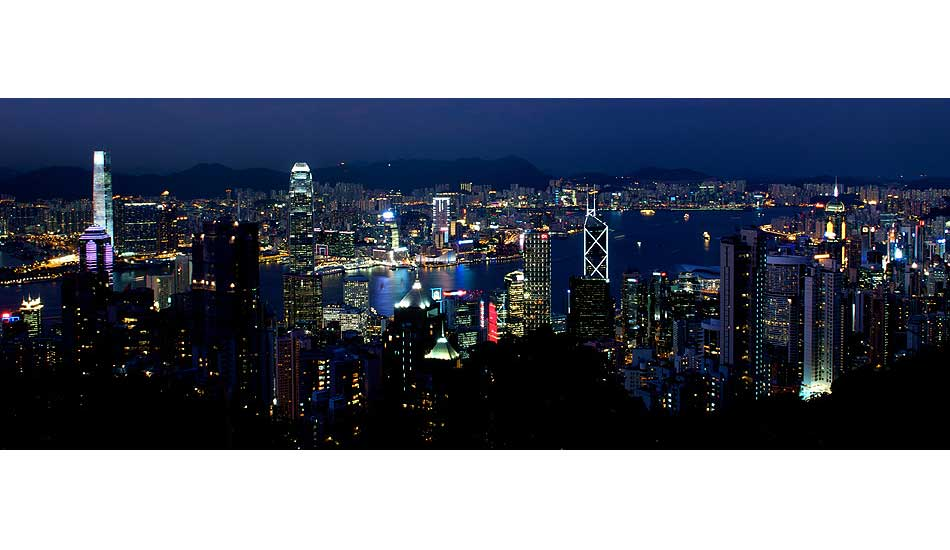 """I love tracking down and shooting amazing landscapes/cityscapes. Recently, the city of Hong Kong was happy to oblige. Photo: <a href=\""""http://driftwoodfoto.com/\"""">Ben Ginsberg</a>"""