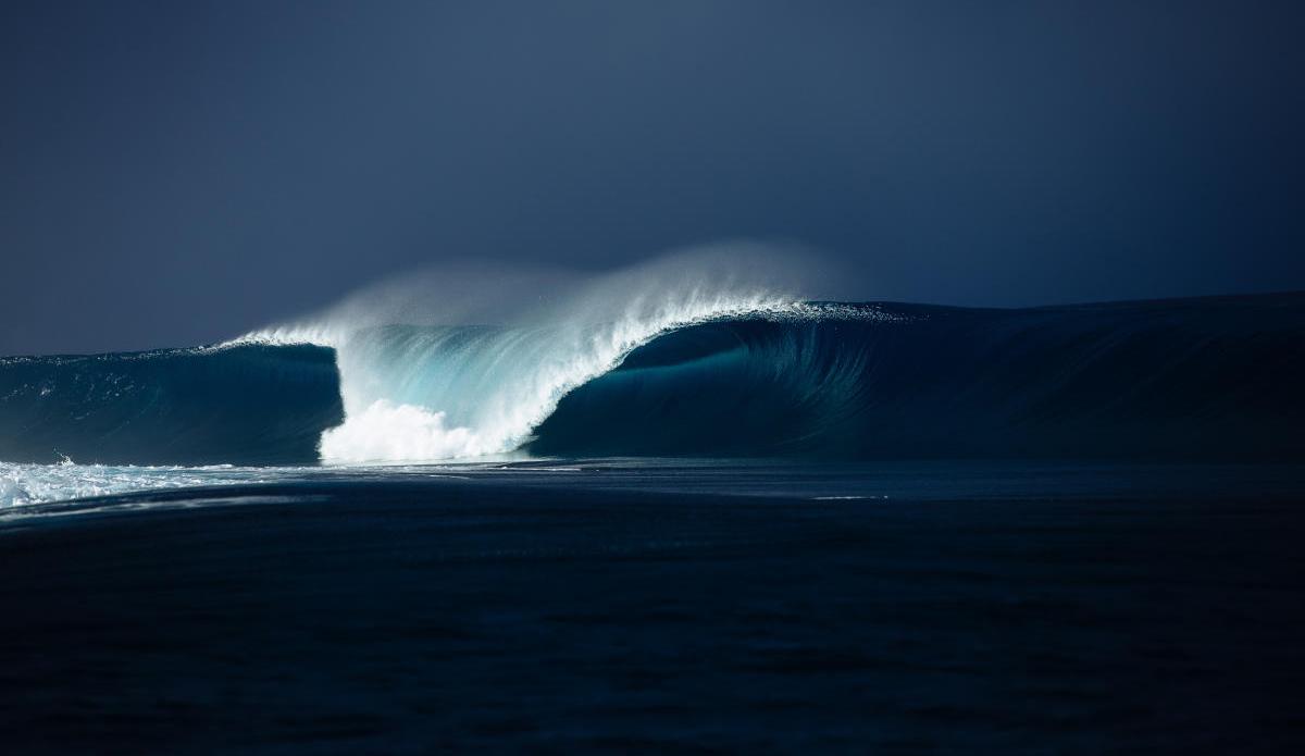 Teahupo\'o. Photo: Ed Sloane