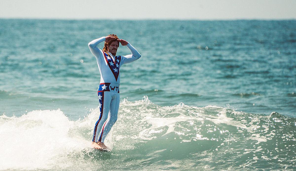 Evel Knievel\'s 4th of July Shred. Photo: Photo: @admwlkr