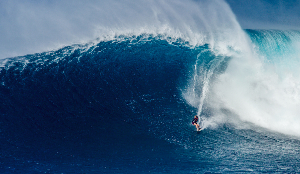 """One of Bethany\'s many bombs of the day. Photo: <a href=\""""http://www.aclcinema.com/\"""">Elliot Leboe</a>"""