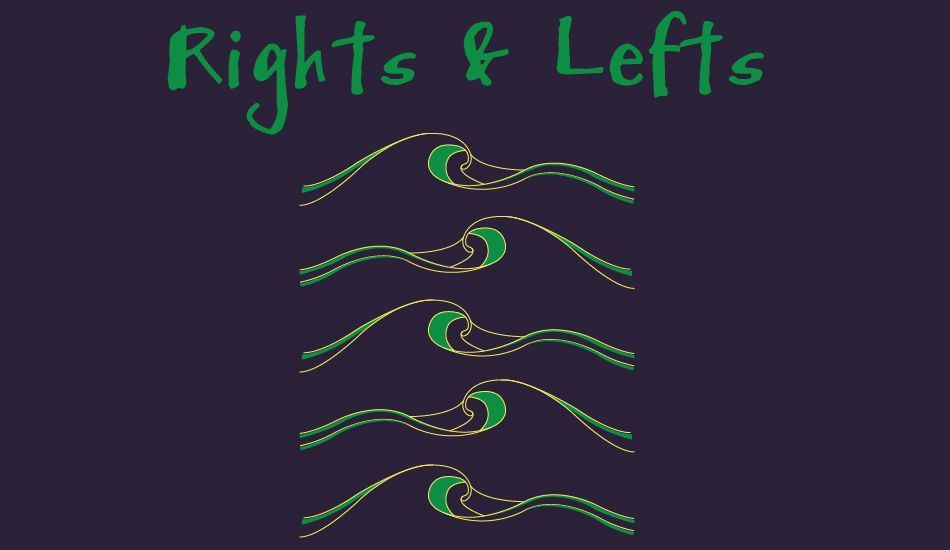 Rights & Lefts, Image: <a href= http://www.birdswell.com/ target=_blankBirdswell>BirdSwell</a>