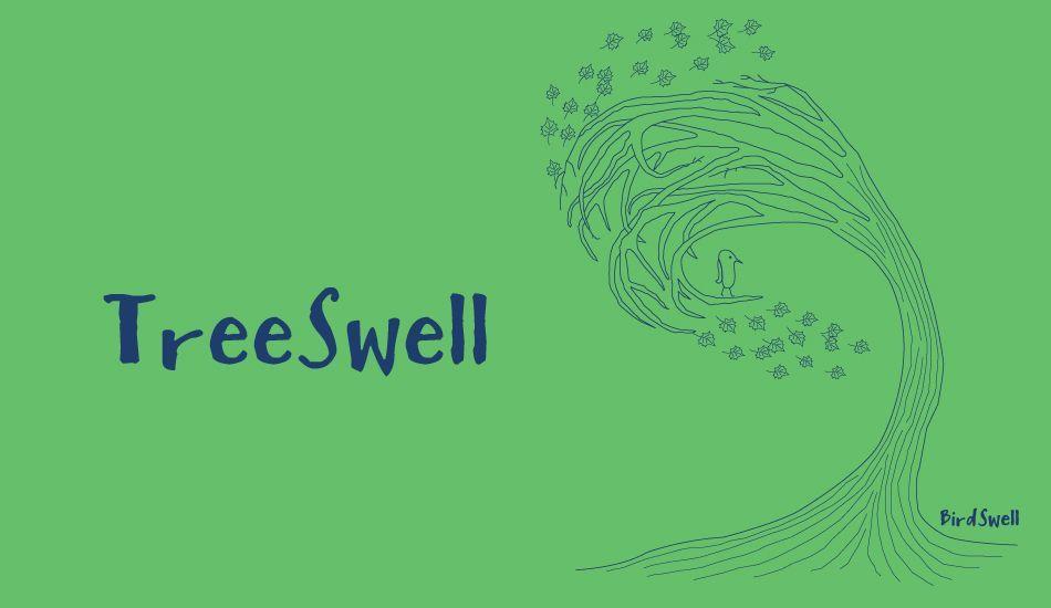 Tree Swell, Image: <a href= http://www.birdswell.com/ target=_blankBirdswell>BirdSwell</a>