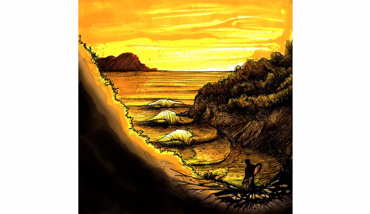 "Hike in No. 1. Illustration: <a href=\""http://www.blazesyka.com\"">Blaze Syka</a>"