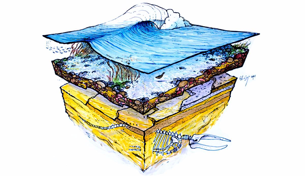 "Sea Levels. Illustration: <a href=\""http://www.blazesyka.com\"">Blaze Syka</a>"