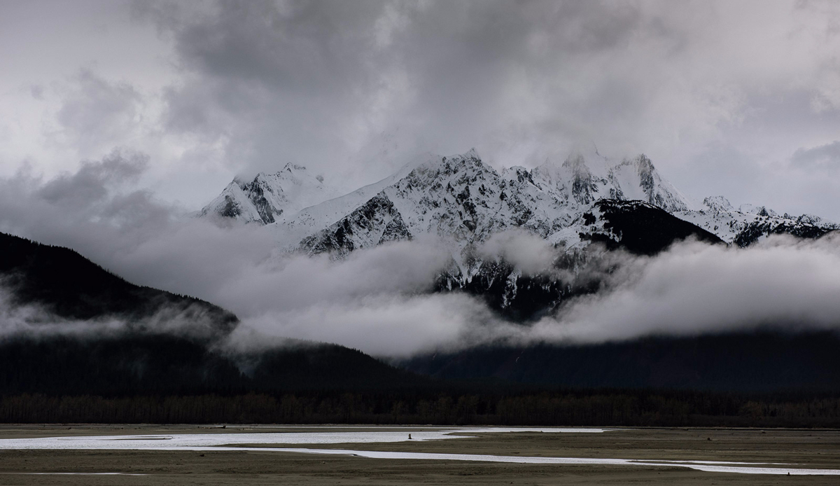 "Cathedral Peak, Alaska. Photo: <a href=\""http://instagram.com/deanblottogray\"">Dean Blotto Gray</a>"