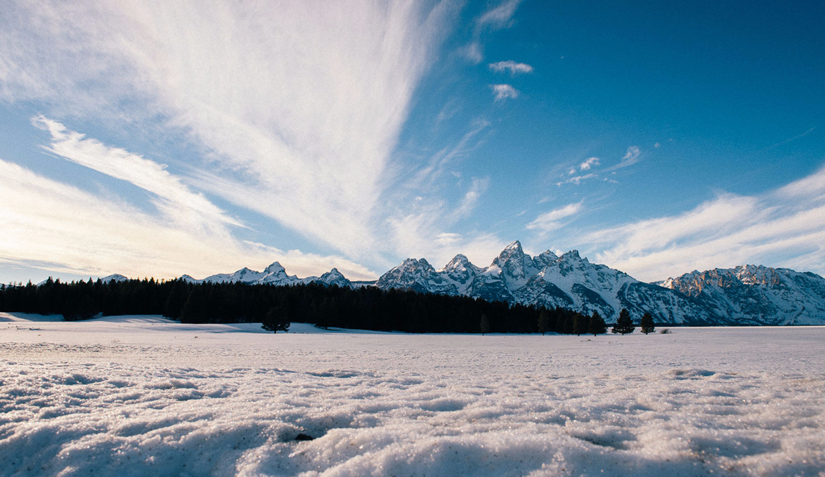 "Grand Tetons, Wyoming. Photo: <a href=""http://instagram.com/deanblottogray\"">Dean Blotto Gray</a>"