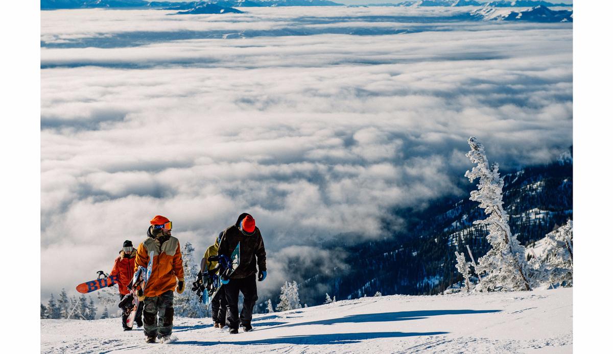 "Jackson Hole. Photo: <a href=\""http://instagram.com/deanblottogray\"">Dean Blotto Gray</a>"