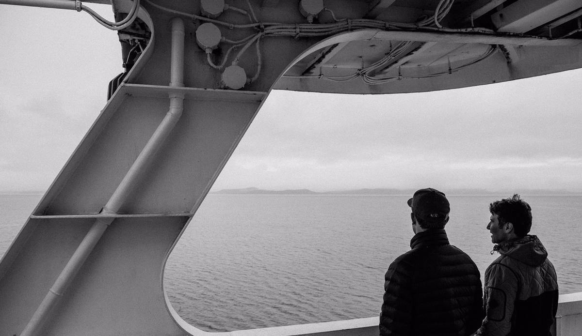 "Malaspina Ferry. Photo: <a href=\""http://instagram.com/deanblottogray\"">Dean Blotto Gray</a>"
