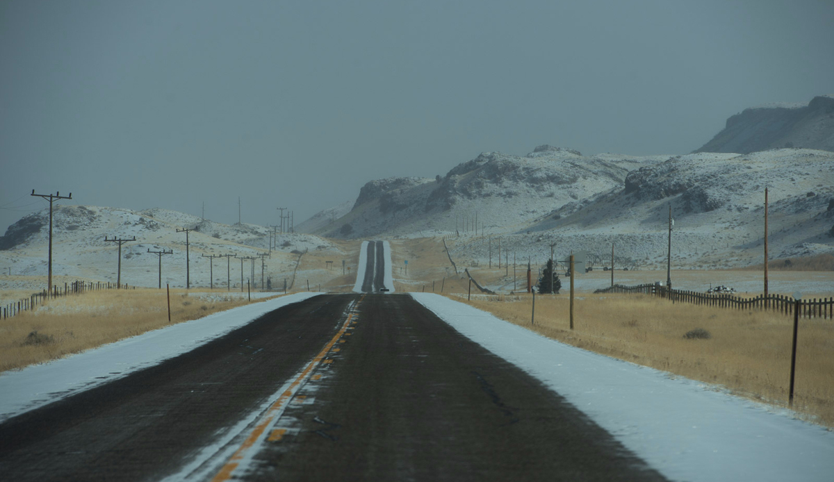 "Highway 89, Montana. Photo: <a href=""http://instagram.com/deanblottogray\"">Dean Blotto Gray</a>"