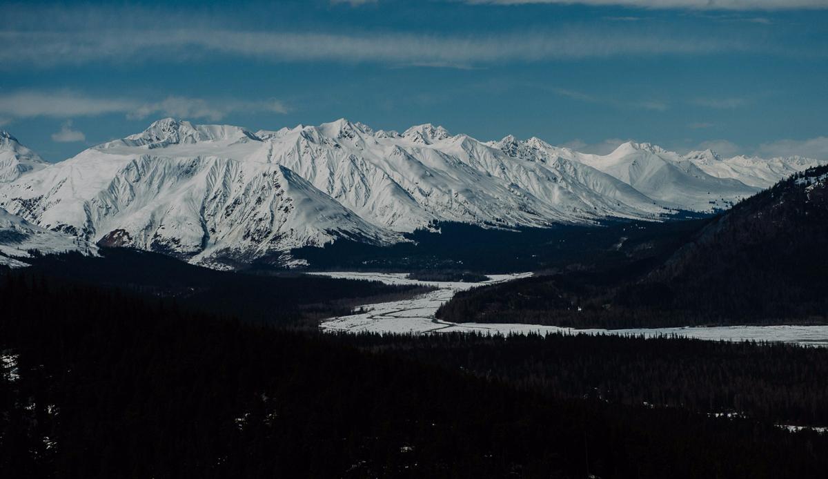 "Mountains, Haines, Alaska. Photo: <a href=\""http://instagram.com/deanblottogray\"">Dean Blotto Gray</a>"