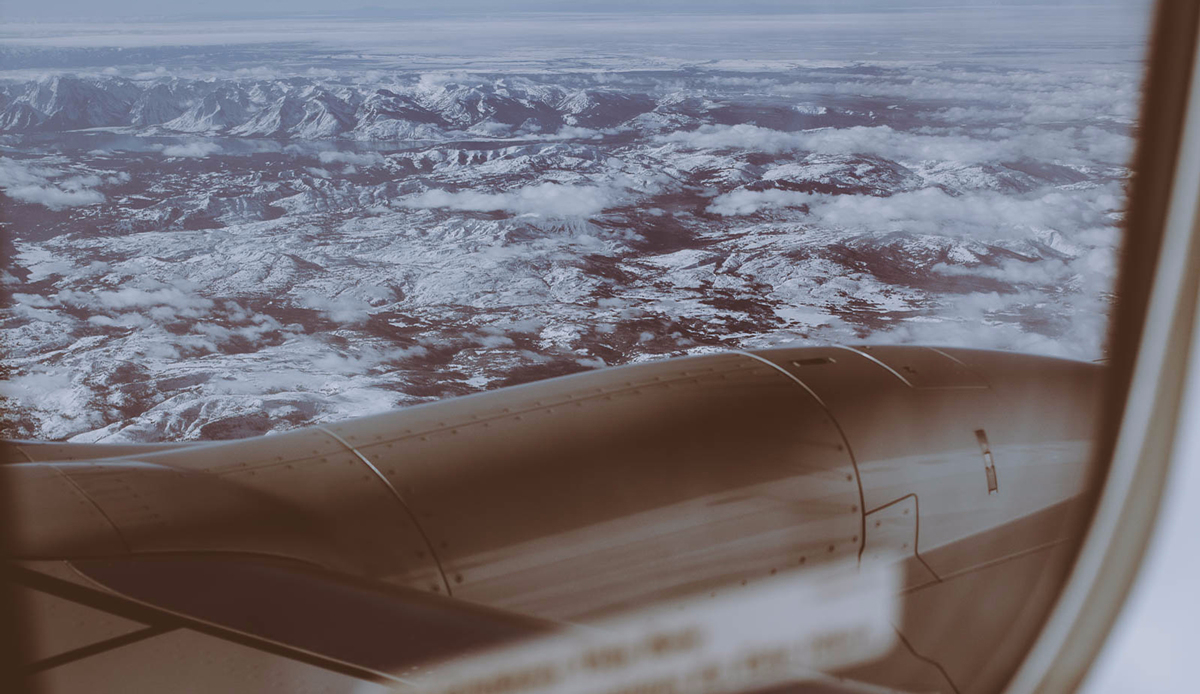 "Window seat, Wyoming. Photo: <a href=""http://instagram.com/deanblottogray\"">Dean Blotto Gray</a>"