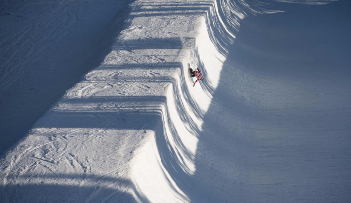"Kelly Clark, Jackson Hole. Photo: <a href=\""https://instagram.com/deanblottogray/\"">Dean Blotto Gray</a>"