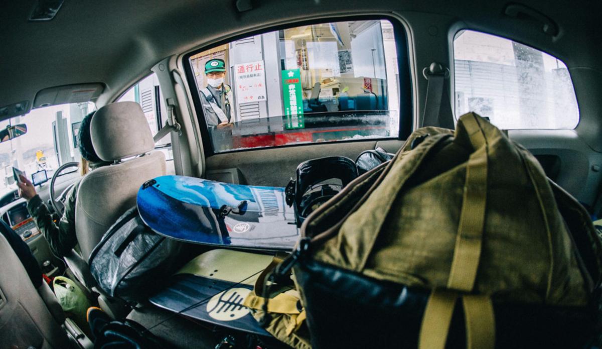 "Kimmy Fasani, Hokkaido, Japan. Photo: <a href=\""https://instagram.com/deanblottogray/\"">Dean Blotto Gray</a>"