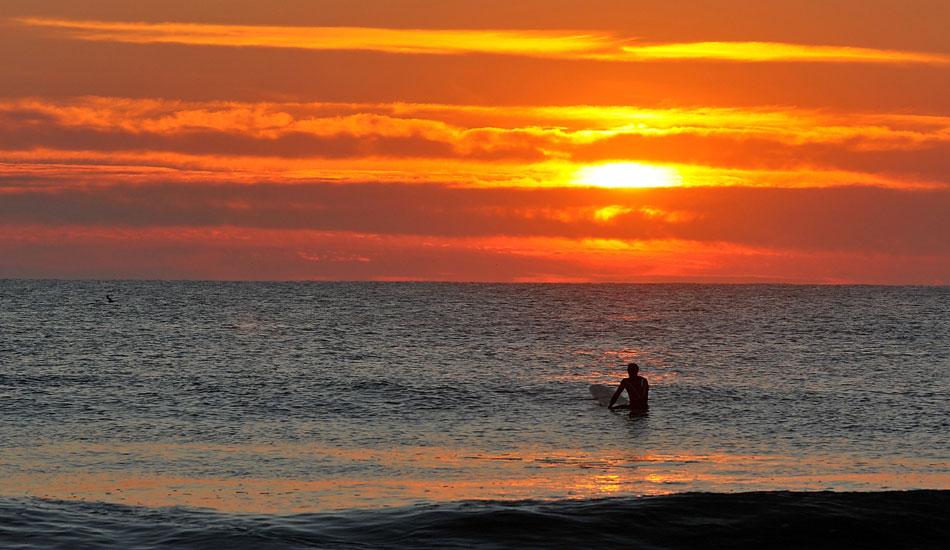 "East Coast summer sunrise. Photo: <a href=\""http://jerseyshoreimages.com/about.html\"">Robert Siliato</a>"