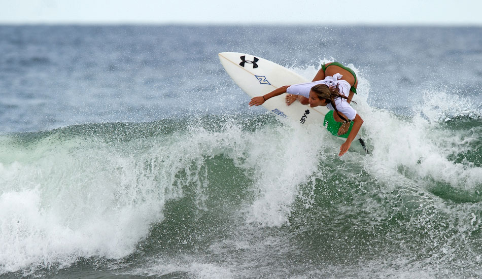"""Maddie Peterson during the 2012 Hannah Pro in Belmar, New Jersey. Photo: <a href=\""""http://jerseyshoreimages.com/about.html\"""">Robert Siliato</a>"""