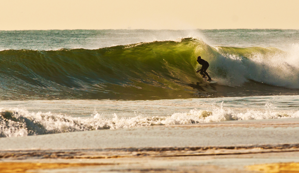 "Dawn Patrol at the Jersey Shore. Photo: <a href=""http://jerseyshoreimages.com/about.html\"">Robert Siliato</a>"
