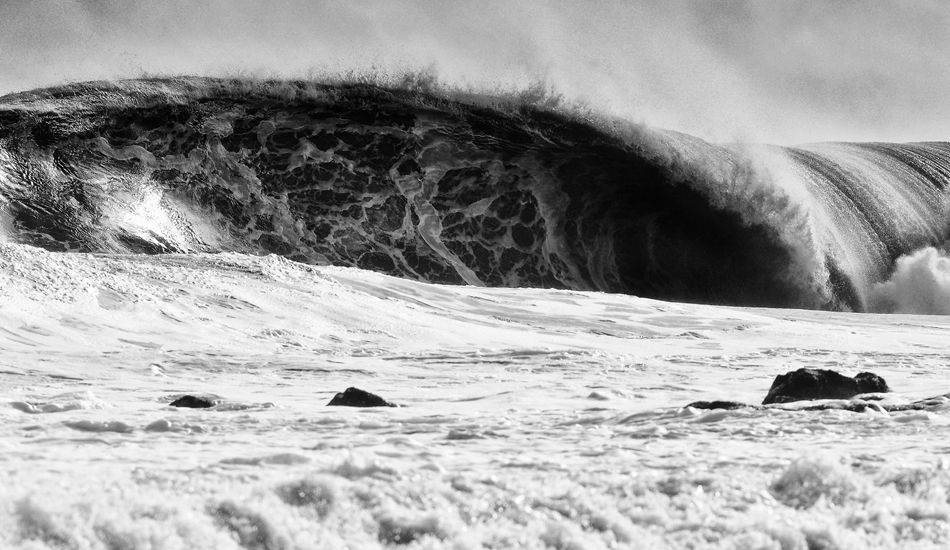"""Furious Atlantic. Massive bone chilling waves rage off shore in Long Branch, New Jersey. Photo: <a href=\""""http://jerseyshoreimages.com/about.html\"""">Robert Siliato</a>"""