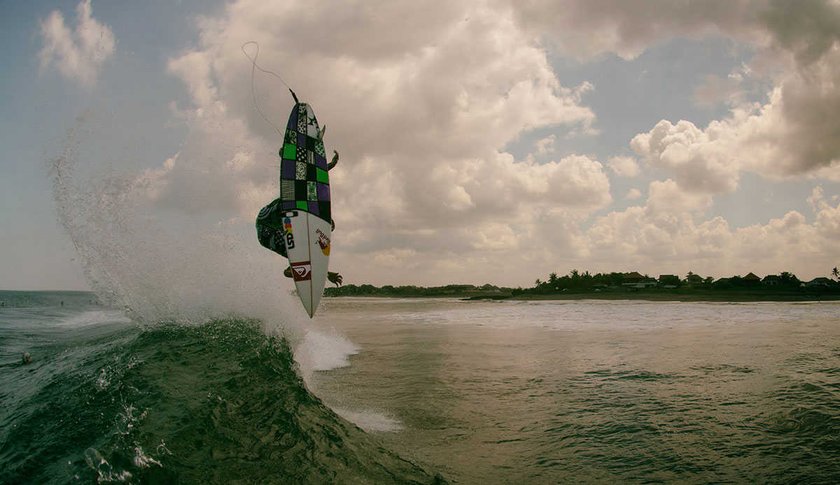 "Some Australian surfer at Canggu. Photo: <a href= \""http://joaobracourt.com/\"" target=_blank>Joao Bracourt.</a>"