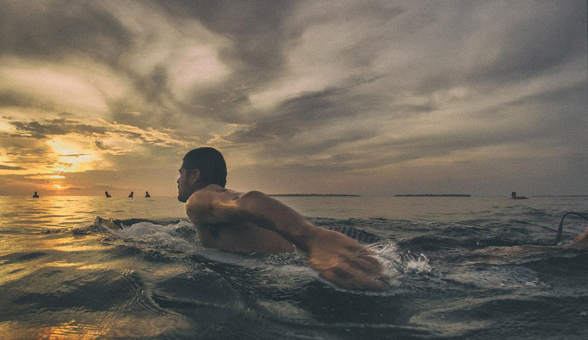 "Equatorial sunset. Photo: <a href= \""http://joaobracourt.com/\"" target=_blank>Joao Bracourt.</a>"