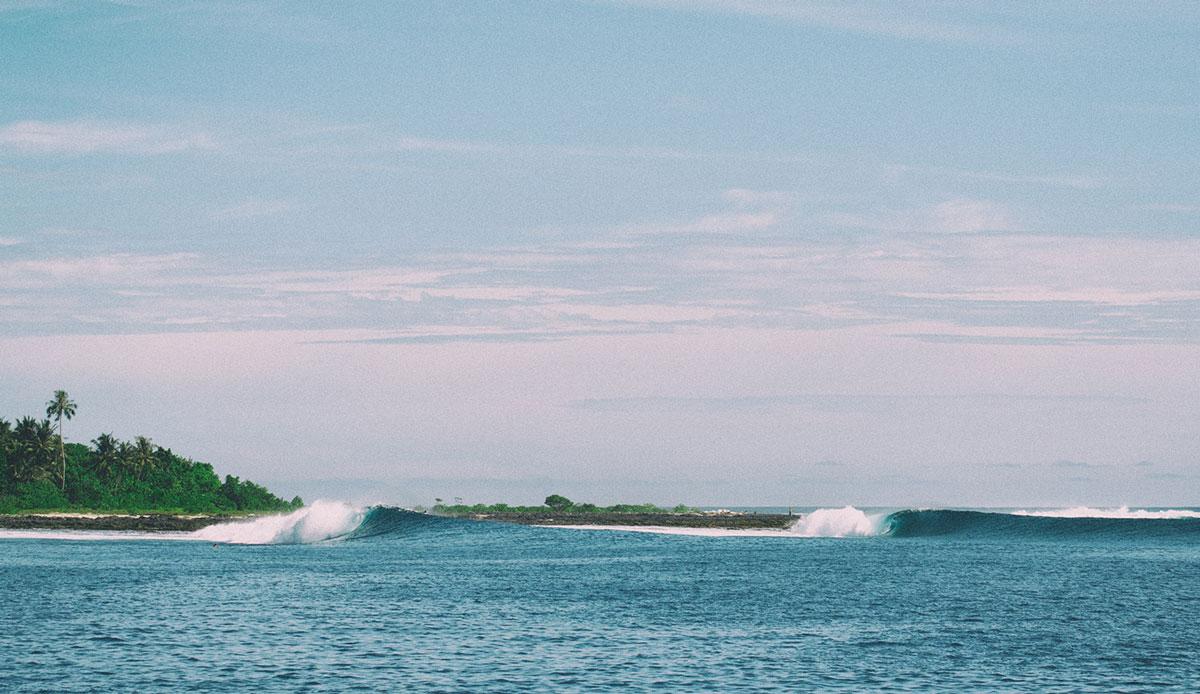 "The forgotten island of Asu. Photo: <a href= \""http://joaobracourt.com/\"" target=_blank>Joao Bracourt.</a>"