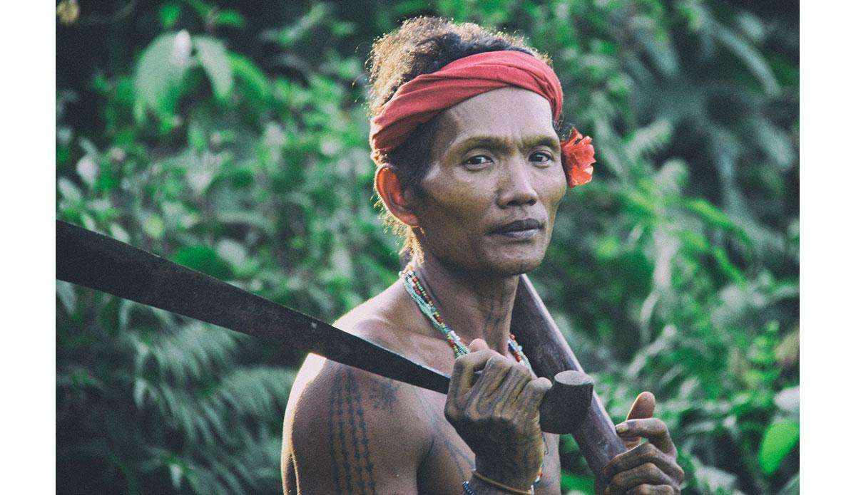 "The Mentawai people are amazing. Photo: <a href= \""http://joaobracourt.com/\"" target=_blank>Joao Bracourt.</a>"