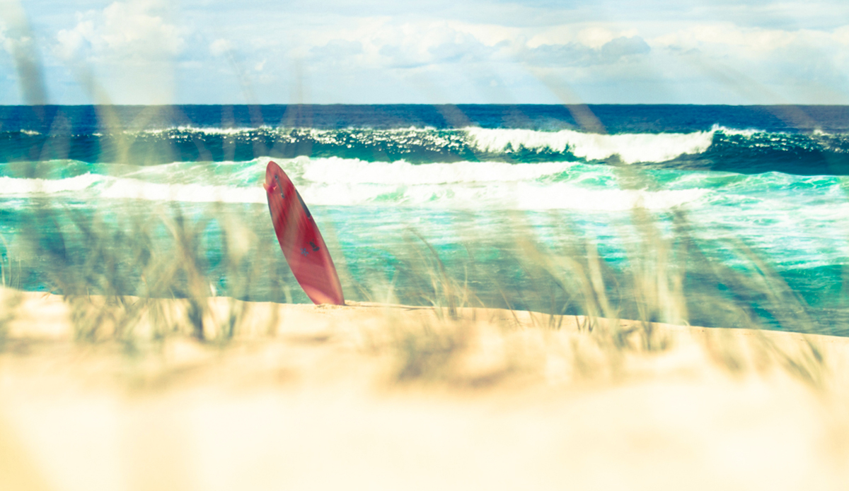 "Single fin summer days. Photo: <a href=""http://brentonderooy.com/\"">Brenton de Rooy</a>"