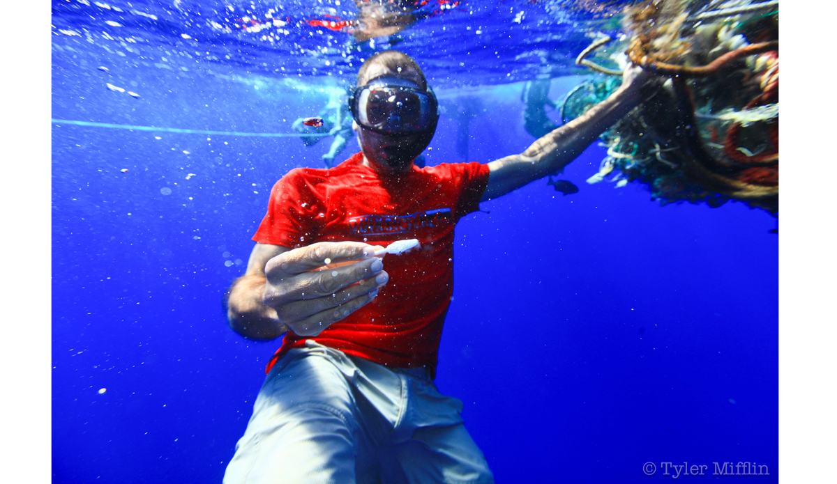 """<a href=\""""http://5gyres.org/\"""">5 Gyres</a> - We have been a follower of the research and news updates coming out of 5 Gyres, finding their materials to be sound and informative on the issues of ocean plastics. An active voice, 5 Gyres Institute is focused on researching plastic pollution and understanding its impact through exploration of the five ocean gyres, education, and action. Photo: Tyker Mifflin"""