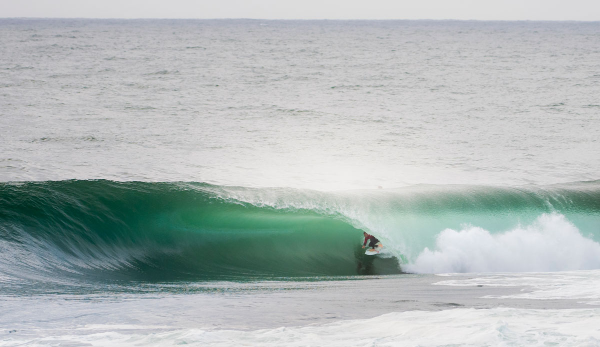 "Ryan Hipwood, low and tight. Photo: <a href=""http://www.redbullcapefear.com/\""> Red Bull</a>"