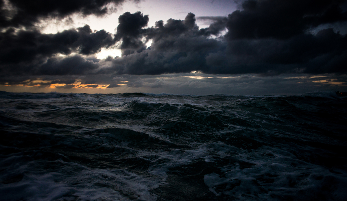 "Night swimming. Photo: <a href=\""http://www.chechorley.com/\"">Che Chorley</a>"