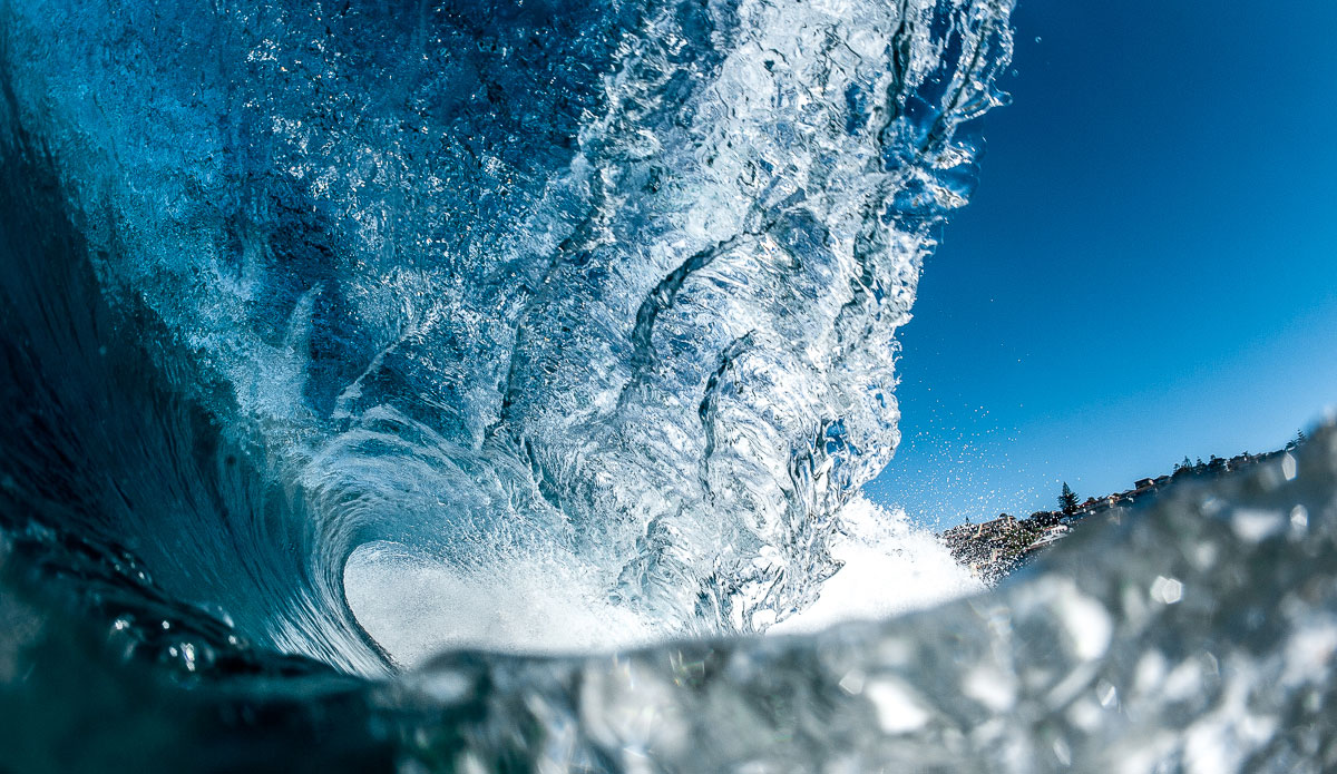 """The glorious Sydney winter days. Off-shore winds, solid ground swells and crystal clear water. Photo: <a href=\""""http://www.SurfLove.com.au/\""""> Chris Eyre-Walker.</a>"""